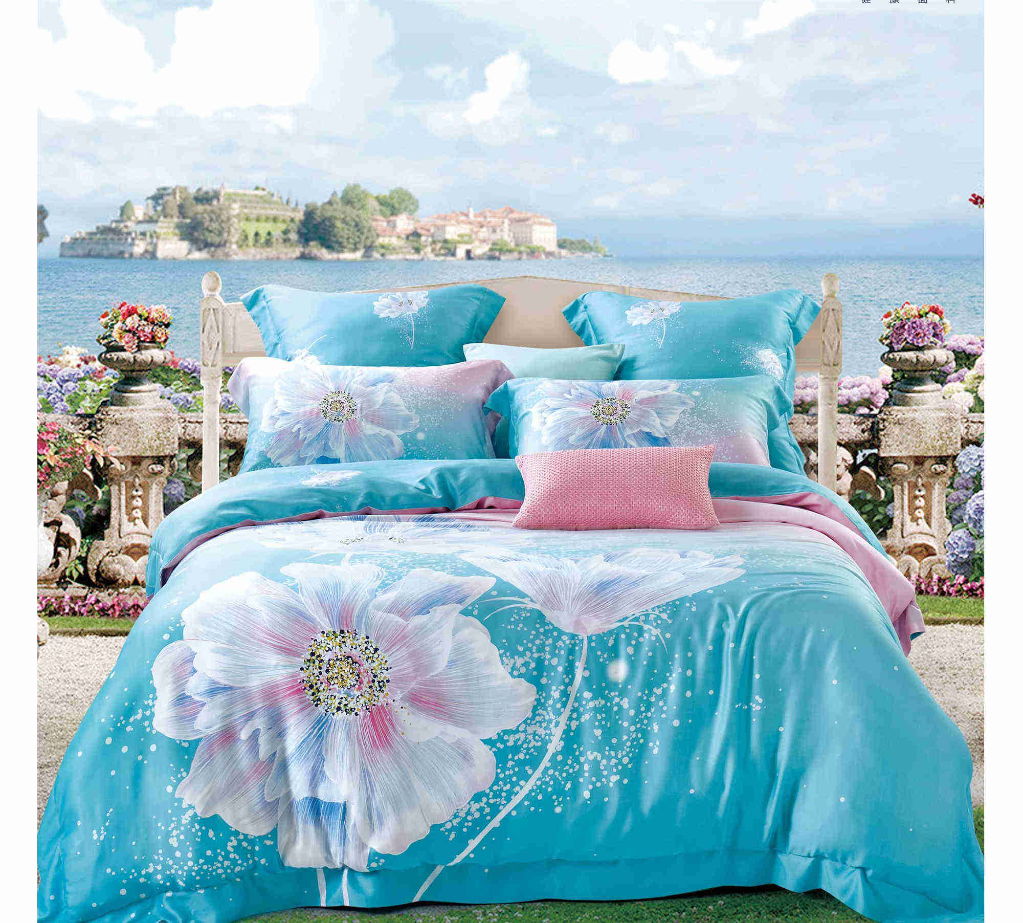 New Design Tencel Comforter Set