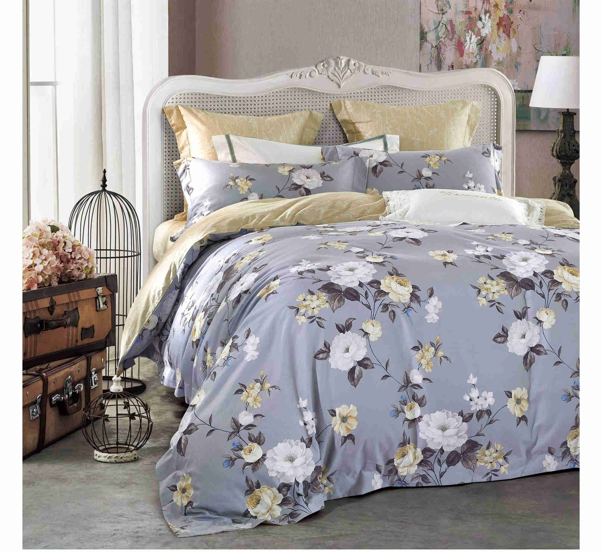 Beautiful Cotton Bedding Set with Duvet Cover