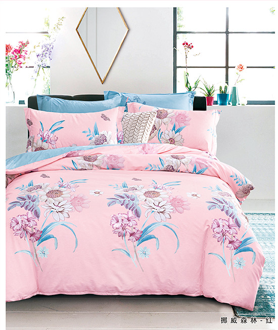 Beautiful Cotton Bedding and  Comforter Set